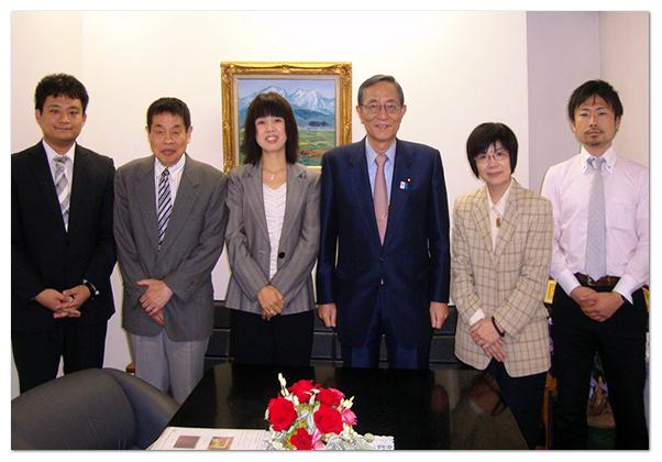 Hosoda Memorial Scholarship (Provided by Mr. Hiroyuki Hosoda)