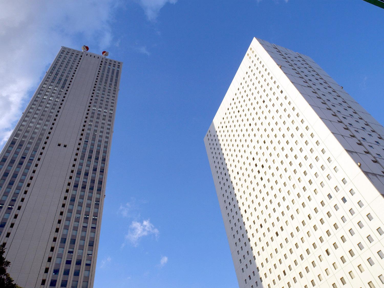 地标建筑-太阳城