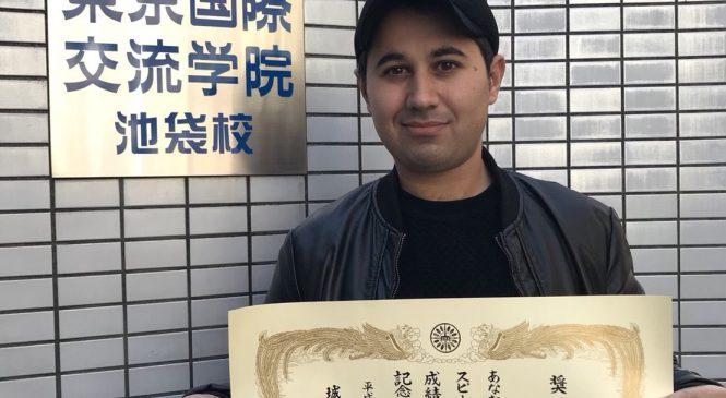 Giải khuyến khích – Cuộc thi hùng biện tiếng Nhật đại học Jousai